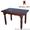 Столы деревянные для кухни,  Стол 120 x 75 (4 ноги) #1212866