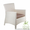 Мебель из ротанга купить,  Кресло Сорренто #1278858