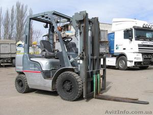 Дизельный погрузчик Nissan YL02A25 на 2.5 тонны - Изображение #5, Объявление #1061598