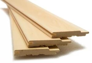 Вагонка дерев'яна сосна, липа, вільха - Изображение #1, Объявление #1058186