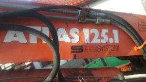 Кран манипулятор Atlas 125.1 - Изображение #3, Объявление #1672972