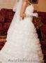 Шикарное,  оригинальное свадебное платье