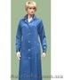 Халат рабочий (мужской и женский). Пошив рабочих халатов - Изображение #4, Объявление #341557
