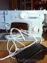 Продам швейную машинку с электроприводом в чемодане
