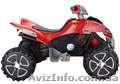 детский квадроцикл razor sm-108