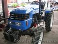Мини трактор Донг Фенг 244 с гидроусилителем