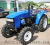 Мини трактор Джинма 354 (35 л.с.)