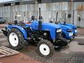 Мини трактор Джинма 244 с гидроусилителем руля (24 л.с.)