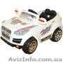 Срочно!Детский электромобиль Audi Q7 Белый