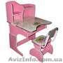Стол-парта 2071 для девочек