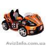 Детский электромобиль Pagani 0666: 2 мотора,  12V,  с ДУ
