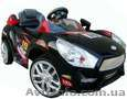 Детский электромобиль Астон Мартин Z639