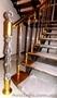 Перила из алюминия,  лестничные ограждения самые дешевые в Виннице