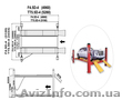 Подьемник двухстоечный электрогидравлический S4D-2, грузоподъемностью 4т. - Изображение #6, Объявление #930605