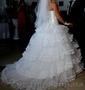 Продам свадебное платье 2013г.