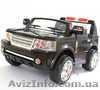 Детский электромобиль Land Power 205: 2 места,  9 км/ч,  2 мотора