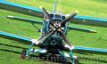 Авіарозсів мінеральних добрив літаком Ан-2 і вертольотом