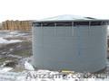 Резервуар разборной пластиковый в металлическом каркасе, Объявление #1034505