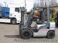 Дизельный погрузчик Nissan YL02A25 на 2.5 тонны, Объявление #1061598