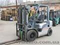 Дизельный погрузчик Nissan YL02A25 на 2.5 тонны - Изображение #2, Объявление #1061598