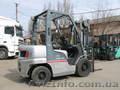 Дизельный погрузчик Nissan YL02A25 на 2.5 тонны - Изображение #4, Объявление #1061598