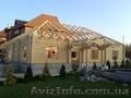 Деревянные дома со сруба на собственном производстве