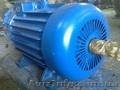 Электродвигателя крановые MTF