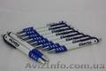 Печать на ручках,  нанесение логотипа на ручки