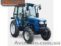 Трактор з кабіною ДТЗ 5404