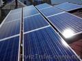 Электричество от солнца. Система электроснабжения на базе солнечных батарей.
