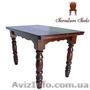 Столы деревянные для кухни, Стол 120 x 75 (4 ноги) - Изображение #4, Объявление #1212866