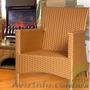 Мебель из ротанга купить, Кресло Сорренто - Изображение #2, Объявление #1278858