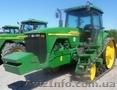 Продаем трактор на гусеничном ходу JOHN DEERE 8410T, 2002 г.в., Объявление #1288937