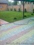 Положым тротуарную плитку