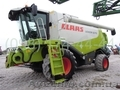 Комбайн зерновий Claas Lexion 570
