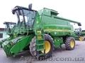 Комбайн зерновий John Deere 9680 I WTS