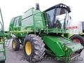 Комбайн зерновий John Deere 9680 I WTS - Изображение #3, Объявление #1405127