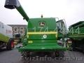 Комбайн зерновий John Deere 9680 I WTS - Изображение #4, Объявление #1405127