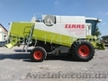 Комбайн зерновий Claas Lexion (Клас Лексион) 460