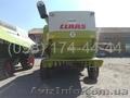 Комбайн зерновий Claas Lexion (Клас Лексион) 460 - Изображение #4, Объявление #1502041