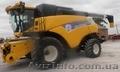 Продаем уборочный комбайн New Holland CR 9080, 2008 г.в. - Изображение #2, Объявление #1499984