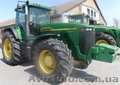 Продаем колесный трактор JOHN DEERE 8310, 2002 г.в. - Изображение #2, Объявление #1576866
